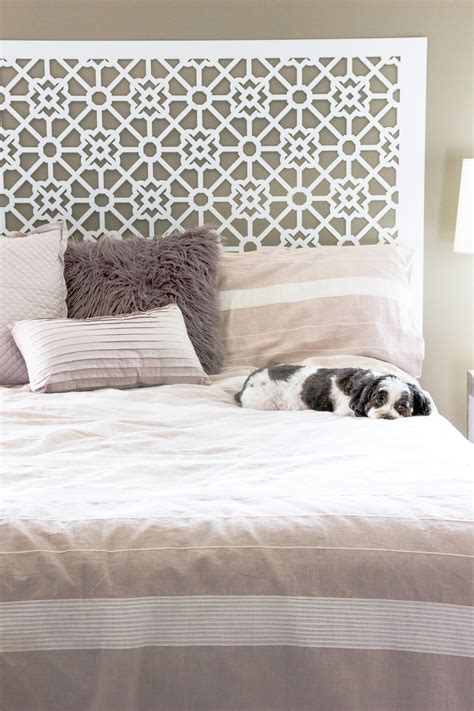 Moroccan-Headboard-Diy