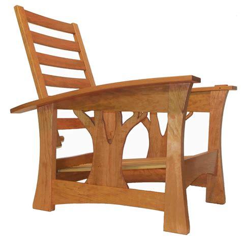Morris-Chair-Fine-Woodworking-Woodcraft