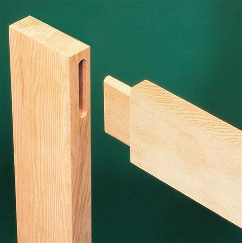 Mortise And Tenon Woodworking Joints Definitions