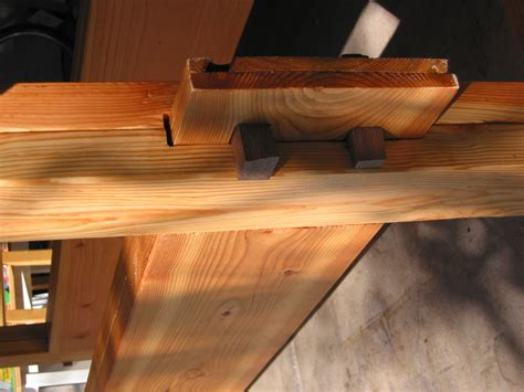 Mortise-And-Tenon-Bench-Plans