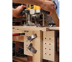 Best Mortise jig plans router