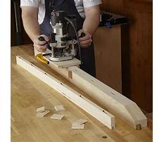 Best Mortise jig plans router table