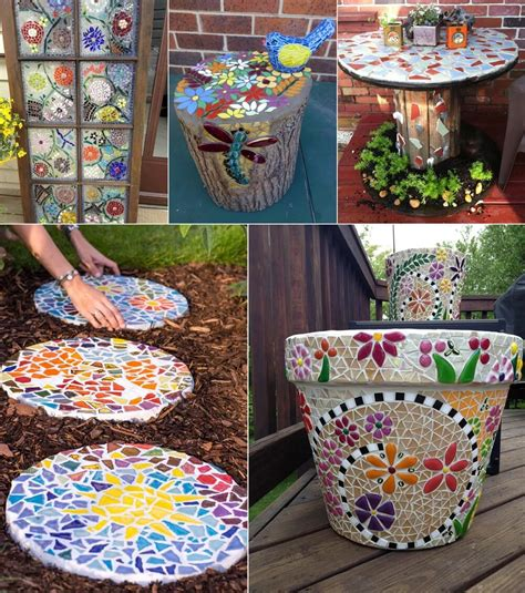 Mosaic Diy Projects