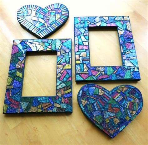 Mosaic Picture Frame Patterns For 5