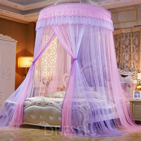 Mosquito Net Bed Canopy Diy Princess
