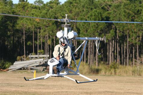Mosquito Ultralight Helicopter Plans