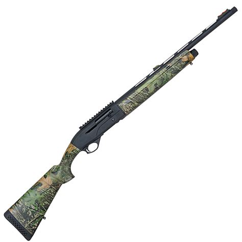 Mossberg 20 Gauge Auto Shotgun And Rock Island 20 Gauge Pump Shotgun