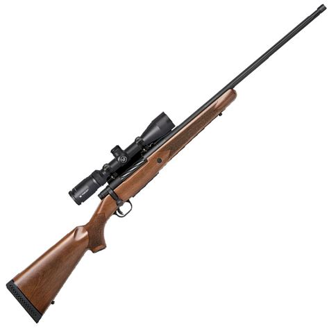 Mossberg 308 Bolt Action Rifle W Vortex Scope And Old 308 Bolt Action Rifle