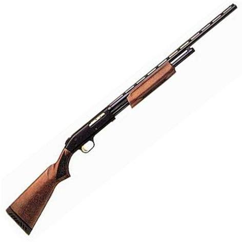 Mossberg 500 Pump Action Field Shotgun And 35 Inch Chamber 12 Gauge Tactical Pump Action Shotguns