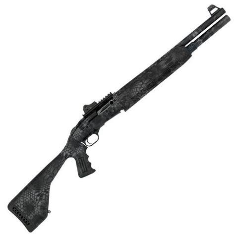 Mossberg 930 Spx Semi Auto 12 Gauge Shotgun And Muzzle Brake For 10 Gauge Shotgun