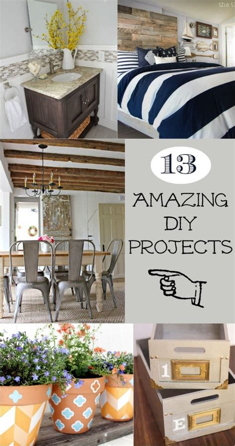 Most Amazing DIY Projects