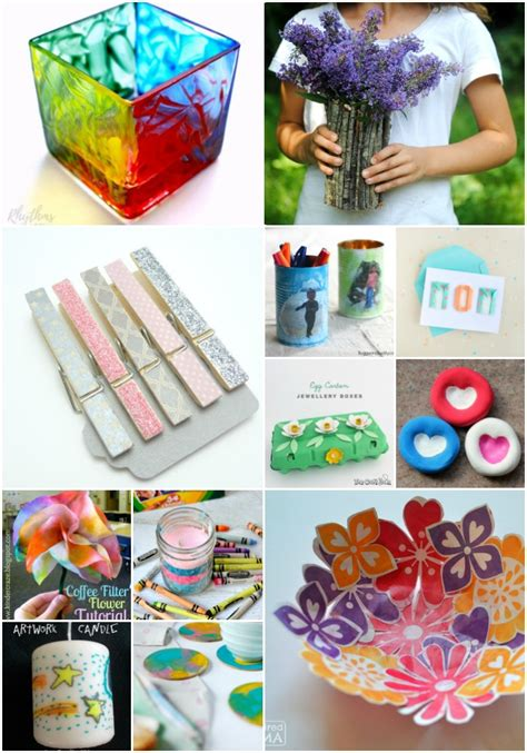 Mothers Day Gift Diy For Children
