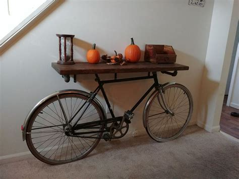 Motorcycle Table Diy Ideas