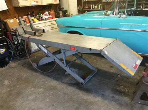 Motorcycle Table Lifts For Sale