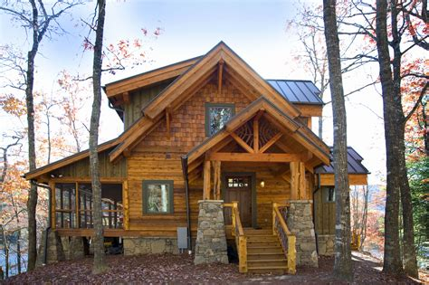 Mountain Cabin Construction Plans