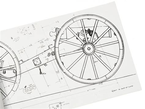 Mountain Howitzer Carriage Plans