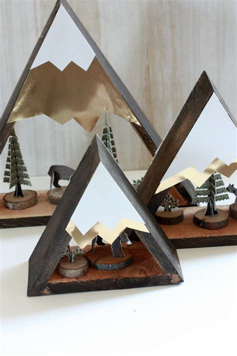 Mountain Shelf Diy