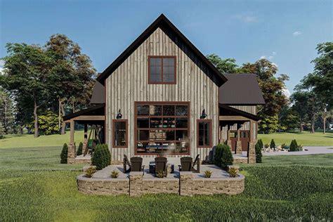 Mountain-Barn-Home-Plans