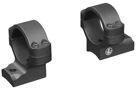 Mounting Leupold Scope On Remington 700 And Remington 700 Action Blank