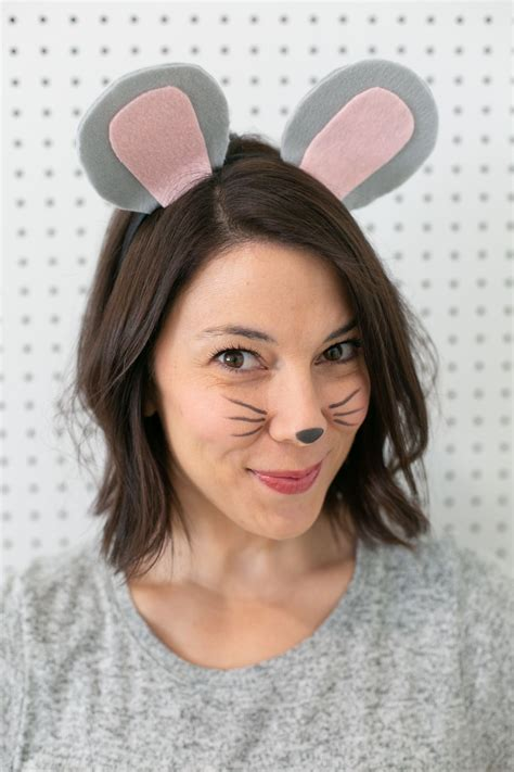 Mouse-Costume-Diy