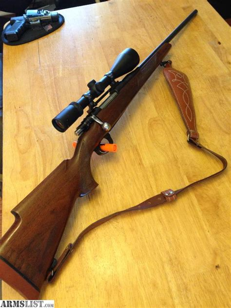 Mouser 308 Hunting Rifle And Odnr Ar Rifle Hunting