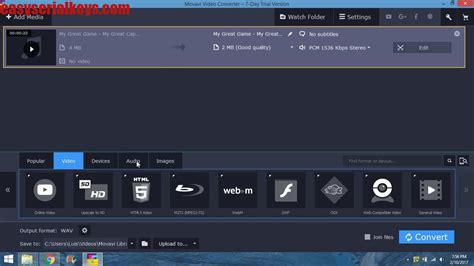 [click]movavi Video Converter   Your Easy-To-Use Video File Converter.