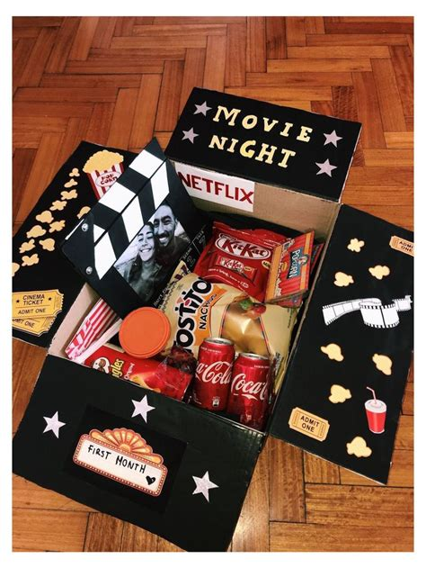 Movie Night Diy Box Jump