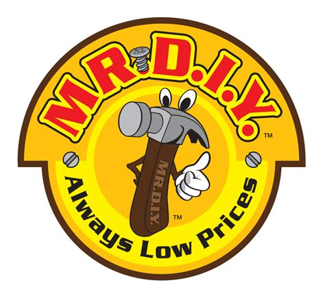 Mr Diy Logo