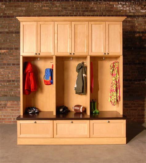 Mudroom Furniture Plans