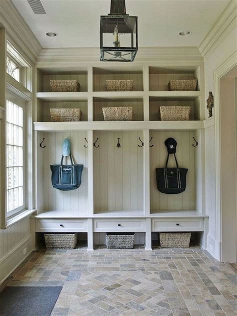 Mudroom Ideas Plans