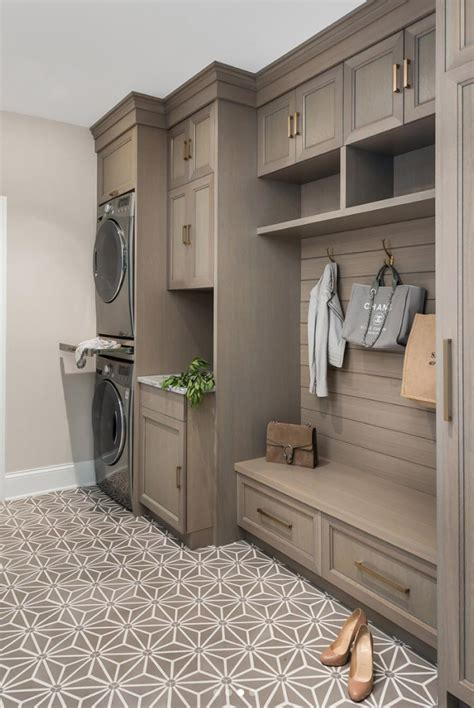 Mudroom Laundry Room Plans