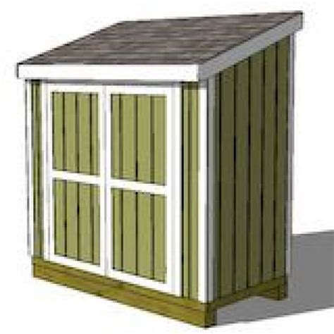 Mudroom Locker Plans DIY Shed 4x8