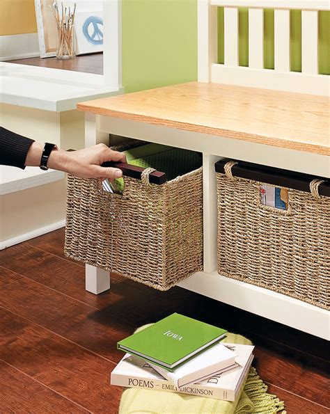 Mudroom Woodworking Plans Free