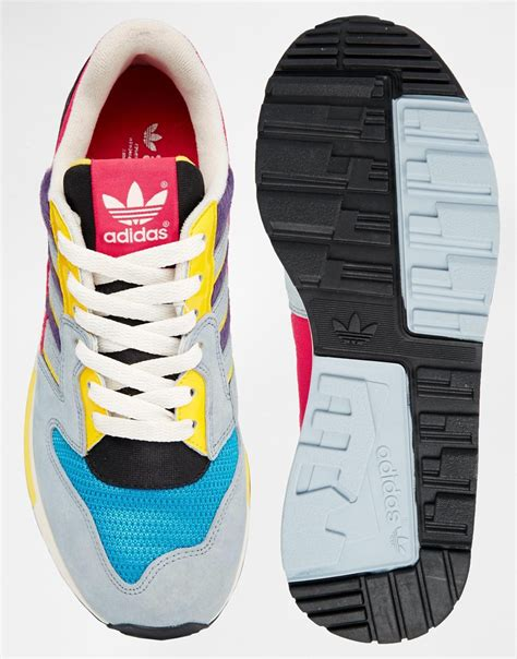 Multi Colored Adidas Sneakers