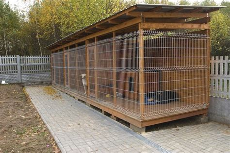 Multi-Dog-Kennel-Plans