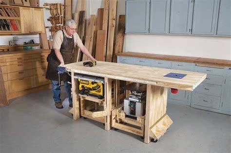 Multi-Power-Tool-Workbench-Plans