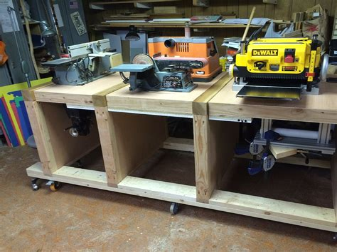 Multi-Tool-Workbench-Plans