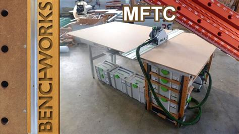 Multifunction Workbench Mftc Plans