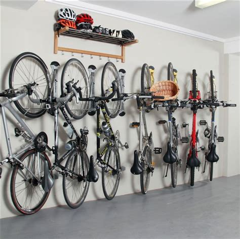 Multiple Bike Rack Diy Garage