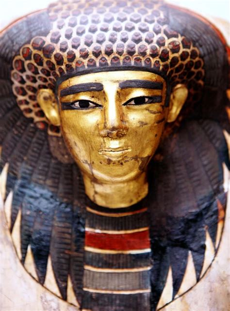 Mummy Mask Definition Egypt Ancient