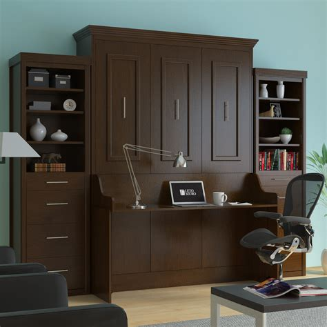 Murphy Bed And Desk Diy Organization