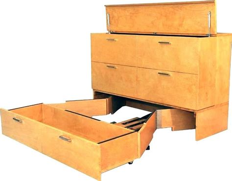 Murphy Bed Cabinet Plans Free