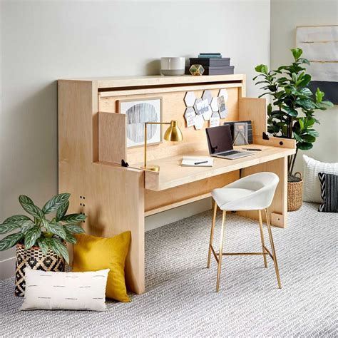 Murphy Bed Desk Plans Tips Building