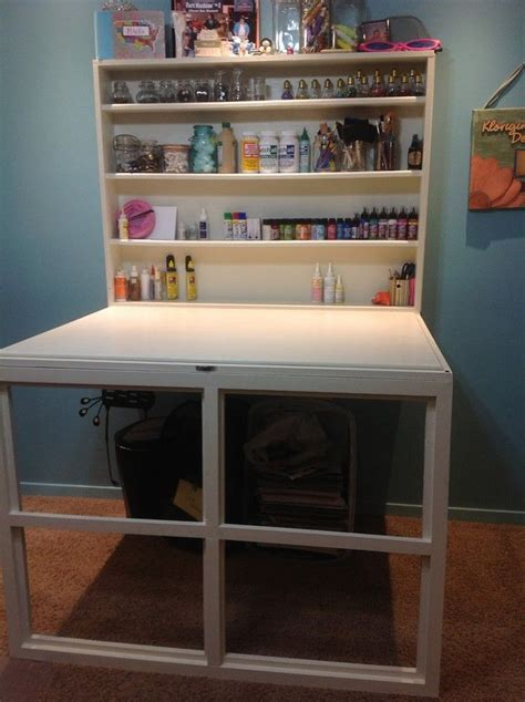 Murphy Craft Table Diy