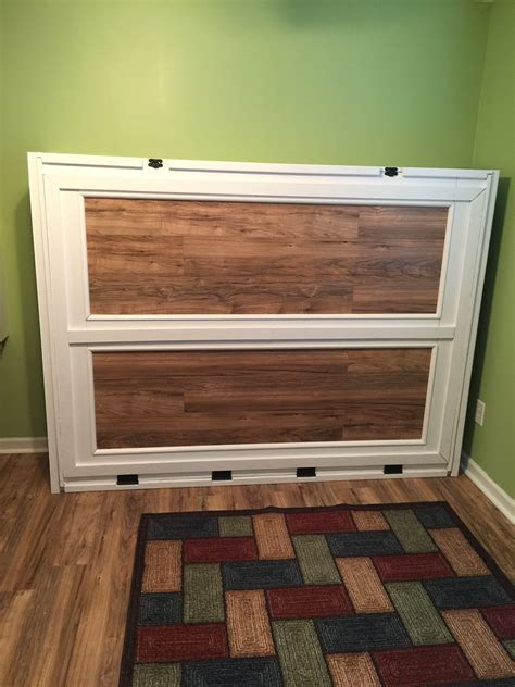 Murphy-Bunk-Bed-Plans-Diy
