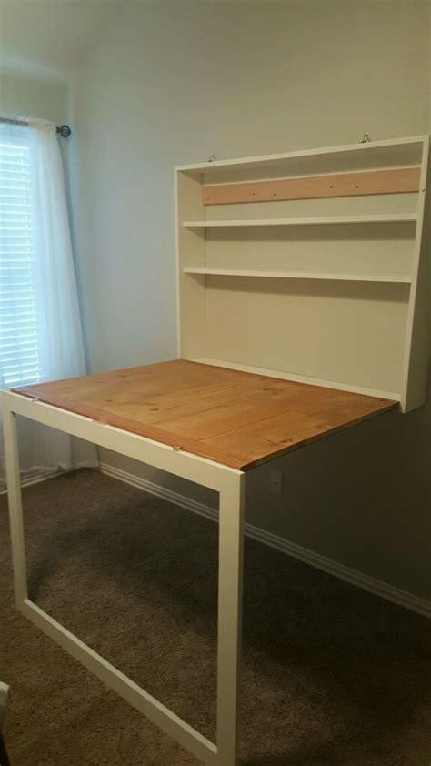 Murphy-Desk-Plans-Free