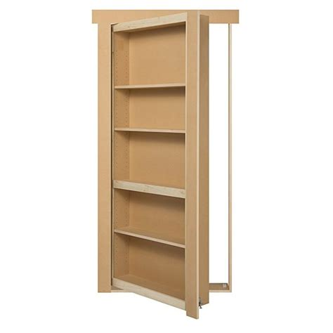 Murphy-Door-Bookcase-Diy-Kit-24-Paint-Grade-Unpainted