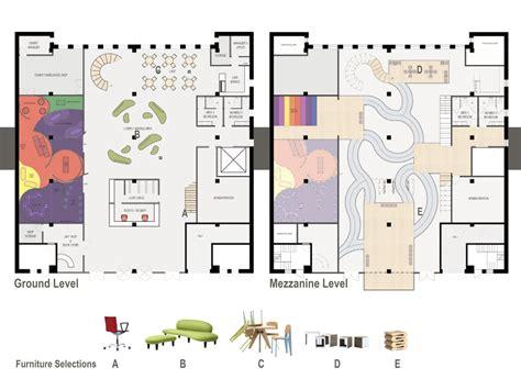 Museum-Furniture-Plan