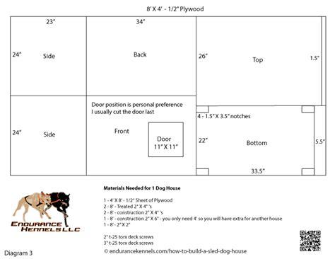 Mushing-Single-Sheet-Of-Plywood-Dog-House-Plans