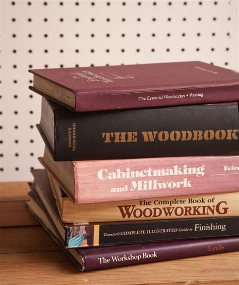 Must-Have-Woodworking-Books